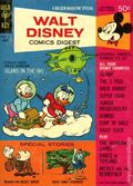 Walt Disney Comics Digest (1968 Gold Key) 2