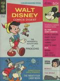 Walt Disney Comics Digest (1968 Gold Key) 6