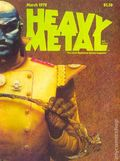 Heavy Metal Magazine (1977) 12