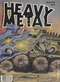 Heavy Metal Magazine (1977) Vol. 2 #11