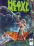 Heavy Metal Magazine (1977) Vol. 3 #7