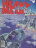Heavy Metal Magazine (1977) Vol. 3 #8