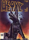 Heavy Metal Magazine (1977) Vol. 4 #1