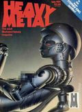 Heavy Metal Magazine (1977) Vol. 5 #4