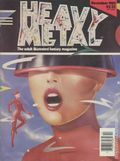 Heavy Metal Magazine (1977) Vol. 6 #9
