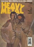 Heavy Metal Magazine (1977) Vol. 7 #8