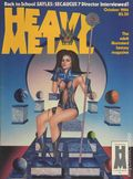 Heavy Metal Magazine (1977) Vol. 8 #7