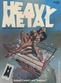 Heavy Metal Magazine (1977) Vol. 9 #1