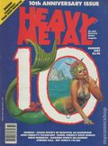 Heavy Metal Magazine (1977) Vol. 11 #2