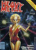 Heavy Metal Magazine (1977) Vol. 12 #1