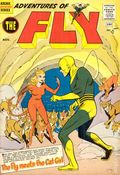 Adventures of the Fly (1959 Archie) 9