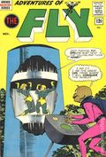 Adventures of the Fly (1959 Archie) 23
