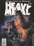Heavy Metal Magazine (1977) Vol. 17 #1