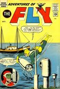 Adventures of the Fly (1959 Archie) 28