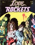 Love and Rockets (1982 1st Series) Magazine 1