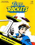 Love and Rockets (1982 1st Series) Magazine 5
