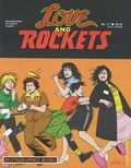 Love and Rockets (1982 1st Series) Magazine 17