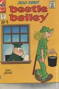 Beetle Bailey (1953 Dell/Charlton/Gold Key/King) 102