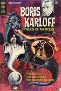 Boris Karloff Tales of Mystery (1963 Gold Key) 20