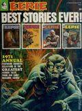 Eerie (1970 Warren Magazine) Annual 1971