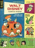 Walt Disney Comics Digest (1968 Gold Key) 4