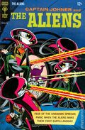 Captain Johner and the Aliens (1967 Gold Key) 1