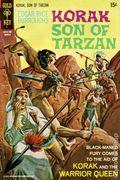 Korak Son of Tarzan (1964 Gold Key/DC) 40