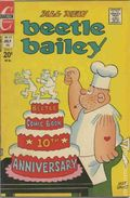Beetle Bailey (1953 Dell/Charlton/Gold Key/King) 100