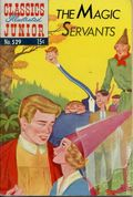 Classics Illustrated Junior (1953 - 1971 1st Print) 529