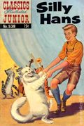 Classics Illustrated Junior (1953 - 1971 1st Print) 538