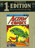 Famous First Edition Action Comics (1974) DC Treasury Edition C-26SOFTCOVER