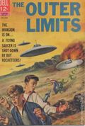 Outer Limits (1964-1969 Dell) 5