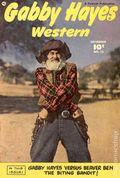 Gabby Hayes Western (1948 Fawcett) 12