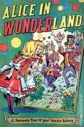 Alice in Wonderland (1969 Wonder Bakery Giveaway) 1