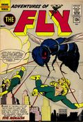 Adventures of the Fly (1959 Archie) 19