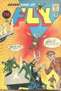 Adventures of the Fly (1959 Archie) 29