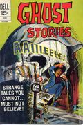 Ghost Stories (1962-1973 Dell) 34
