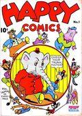 Happy Comics (1943) 1