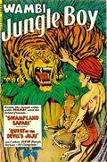 Wambi, Jungle Boy (1942 Fiction House) 9