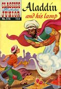 Classics Illustrated Junior (1953 - 1971 1st Print) 516