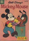 Mickey Mouse (1953-1987 Dell/Gold Key/Gladstone) 75