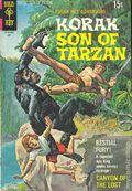 Korak Son of Tarzan (1964 Gold Key/DC) 36
