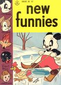 New Funnies (1942 TV Funnies) 107