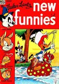 New Funnies (1942 TV Funnies) 138