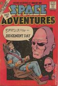 Space Adventures (1952 1st series) 45