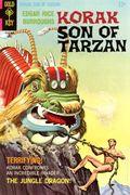 Korak Son of Tarzan (1964 Gold Key/DC) 22
