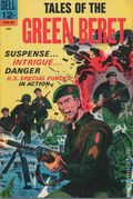 Tales of the Green Beret (1967 Dell) 3