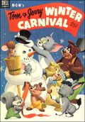 Dell Giant Tom and Jerry Winter Carnival (1952) 2