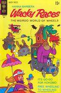 Wacky Races (1969 Gold Key) 3