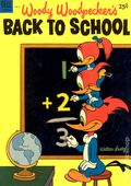 Dell Giant Woody Woodpecker Back to School (1952) 2